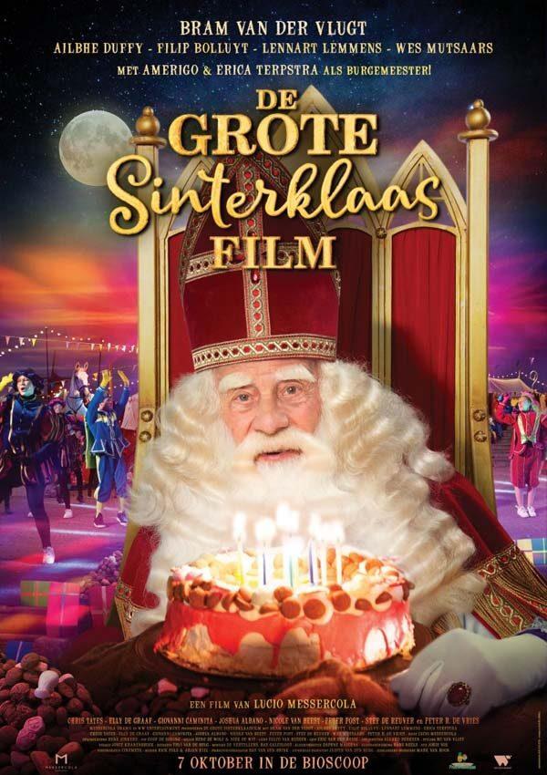 Filmmuziek De Grote Sinterklaas film