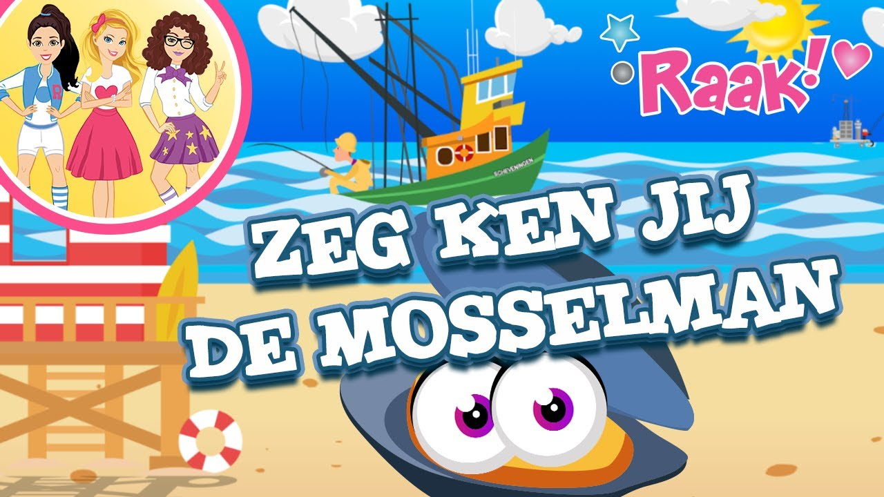 Videoclip Zeg ken jij de Mosselman van Raak!